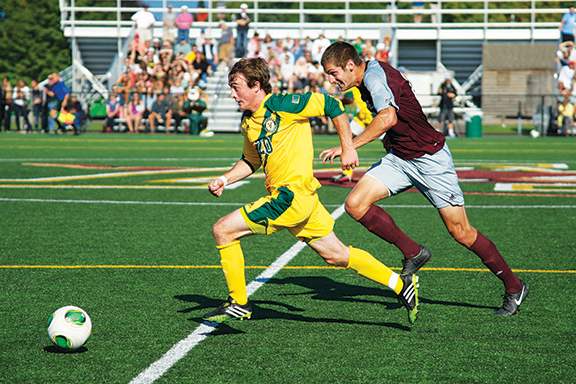 Shane Haley #20 - University of Vermont - Nordic Class of 2013