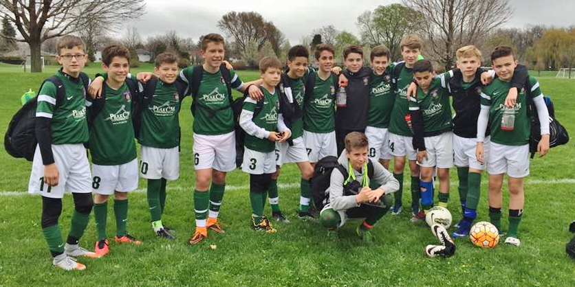 Congratulations U13BP on qualifying for Region I Champions League Playoffs